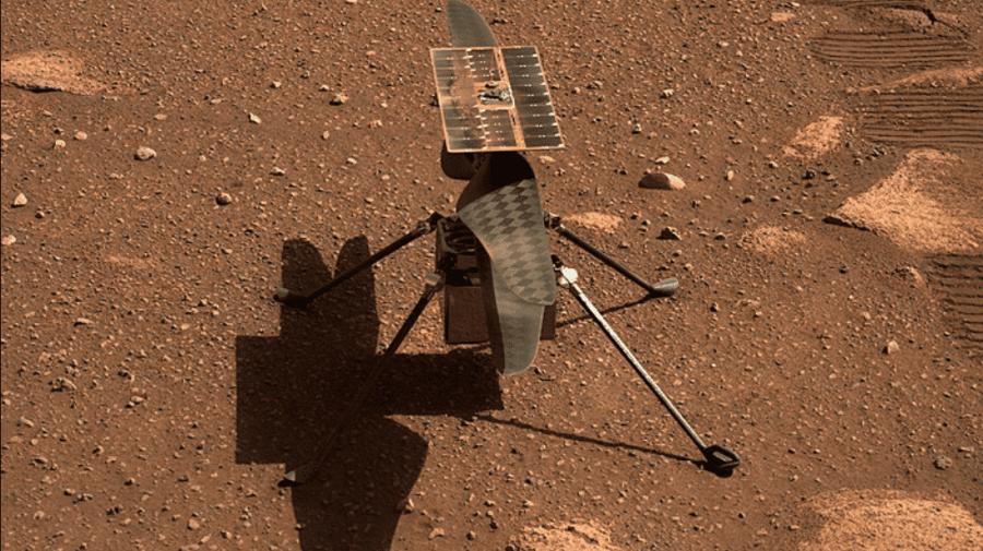 NASA: Primul zbor al elicopterului Ingenuity pe planeta Marte este programat pentru 19 aprilie