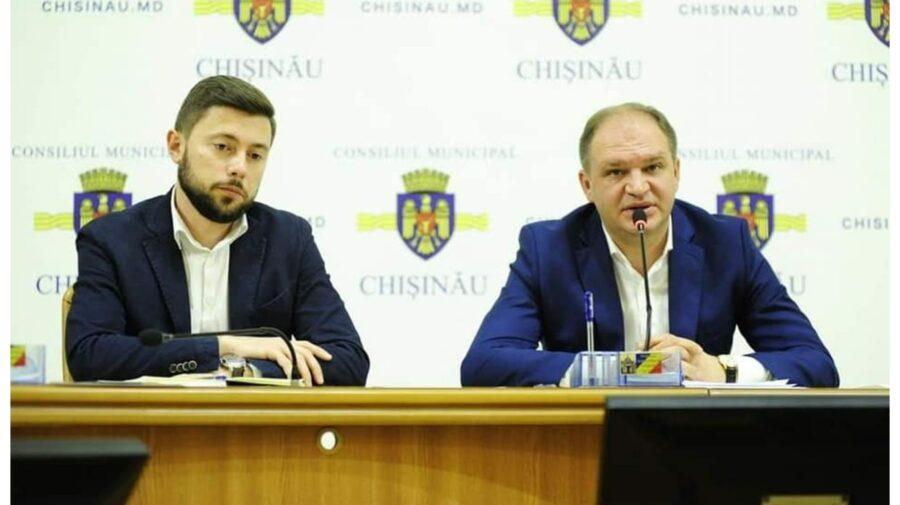 Chironda recunoaște că are o conlucrare tensionată cu Ceban: Eu nu m-am angajat la cineva acasă la prășit via
