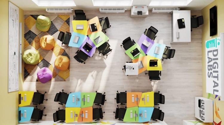 EU4Moldova: Startup City Cahul – laboratoare digitale pentru liceele din sudul țării