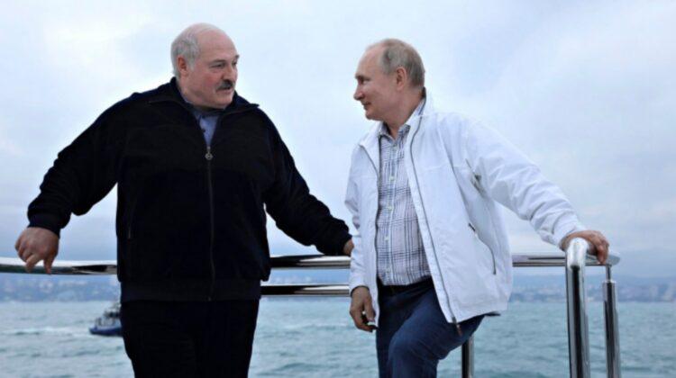 """Lituania a atras atenția că Rusia ar încerca să """"înghită"""" Belarusul"""