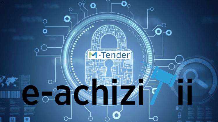 Sistemul electronic de achiziții publice MTender dezvoltat la un alt nivel