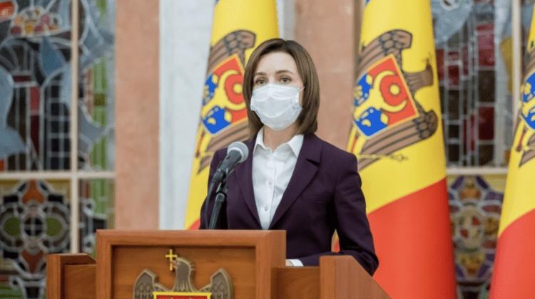 Maia Sandu, de Ziua Mondiala a Libertății Presei: Pe timp de pandemie, informarea obiectivă înseamnă vieți salvate