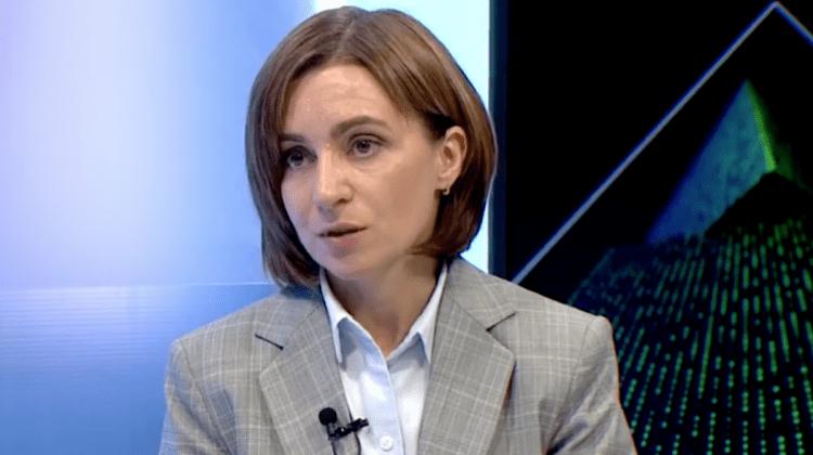 Maia Sandu, despre cine are interese la Calea Ferată din Moldova