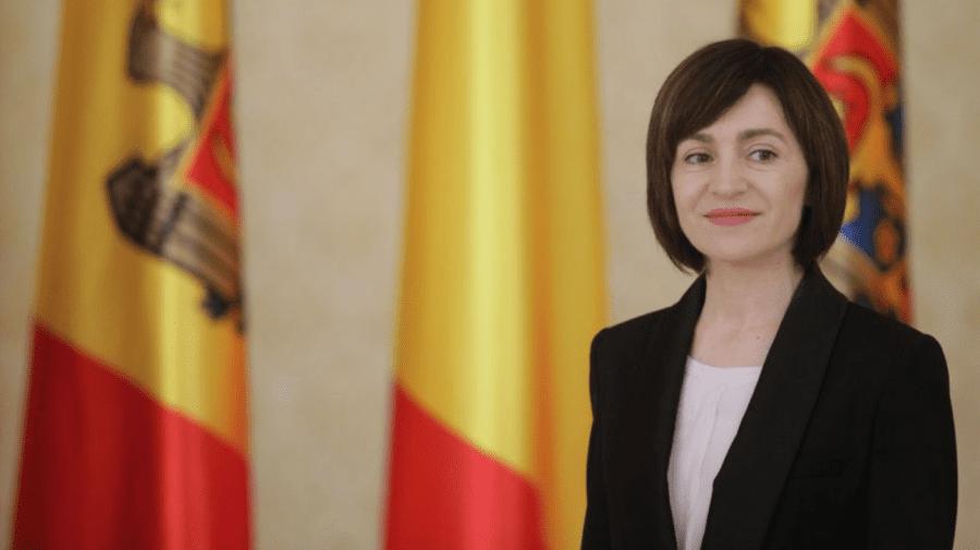 Maia Sandu: Mulțumim Federației Ruse pentru această donație acordată țării noastre