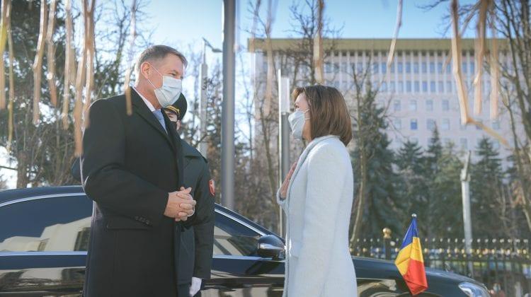 Acasă prin România. Maia Sandu va trece pe la București după vizita de la Strasbourg. Se va vedea cu Iohannis
