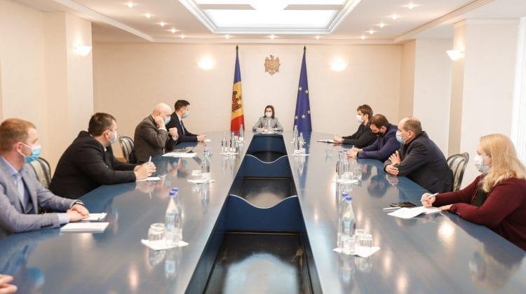 """Maia Sandu le-a recomandat membrilor CEC să organizeze """"impecabil"""" alegerile parlamentare anticipate"""