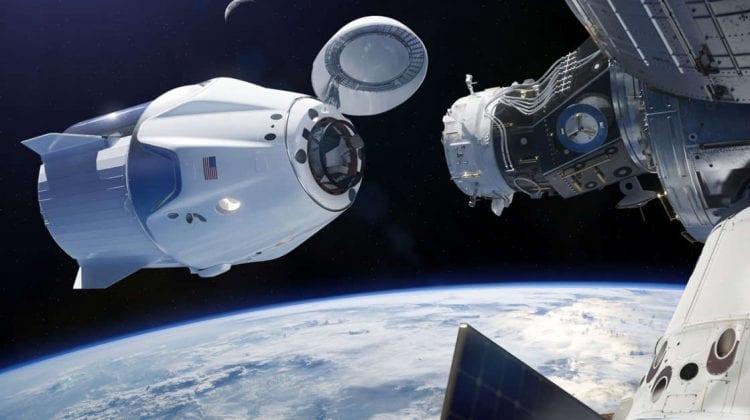 NASA: O rachetă SpaceX era cât pe ce să se ciocnească cu un OZN
