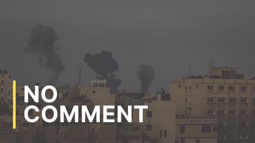 Israelul, atacat cu rachete lansate din Fâşia Gaza