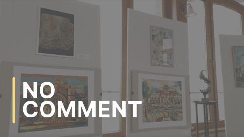 """Expoziția – concurs de Artă Plastică """"Arta și mitopoetica orașului"""""""