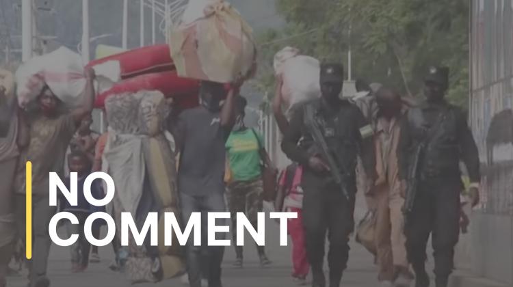 Rezidenții Goma revin acasă după erupția vulcanului Congo
