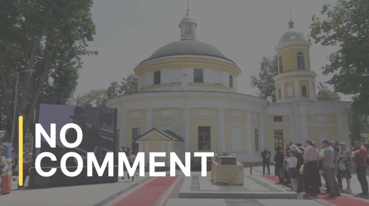 Ultimele aplauze pentru interpretul Iurie Sadovnic