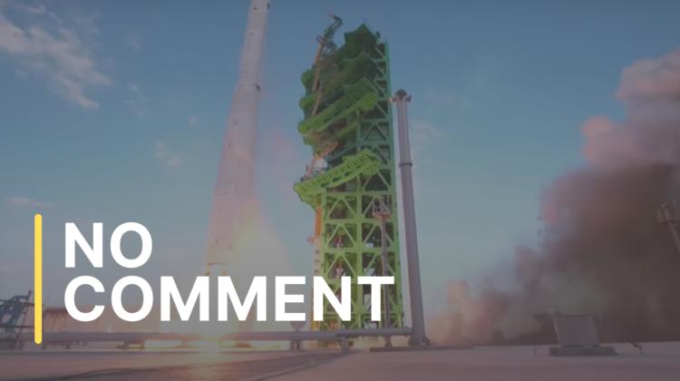 Coreea de Sud a lansat în spațiu prima sa rachetă