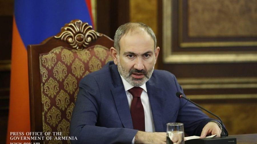 Premierul Armeniei a demisionat, înainte de alegerile legislative anticipate din vară