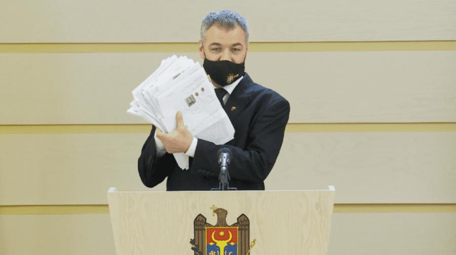"""După Macari și Țîcu """"ținta"""" simpatizanților Partidului Șor. Ce a primit deputatul în căsuța poștală"""