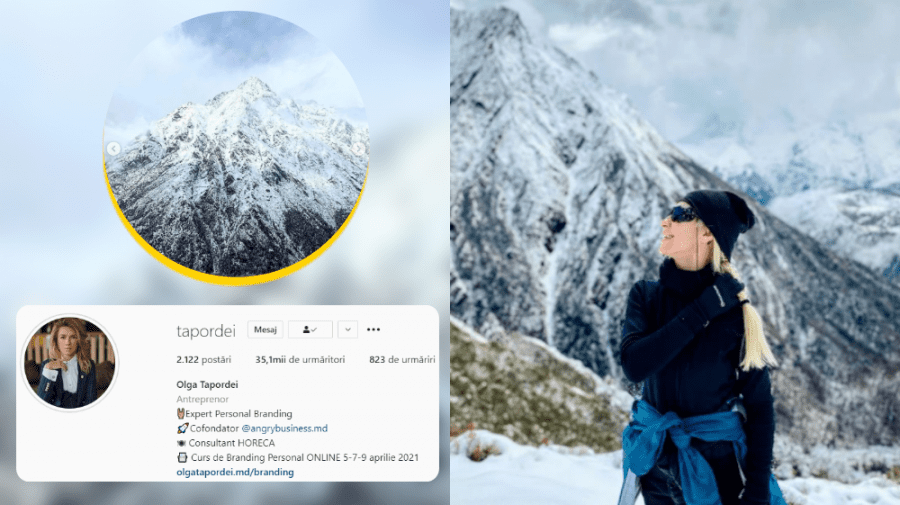 (FOTO, VIDEO) Moldoveanca Olga Țapordei și expediția vieții sale – Everestul! A atins deja 5 mii metri altitudine
