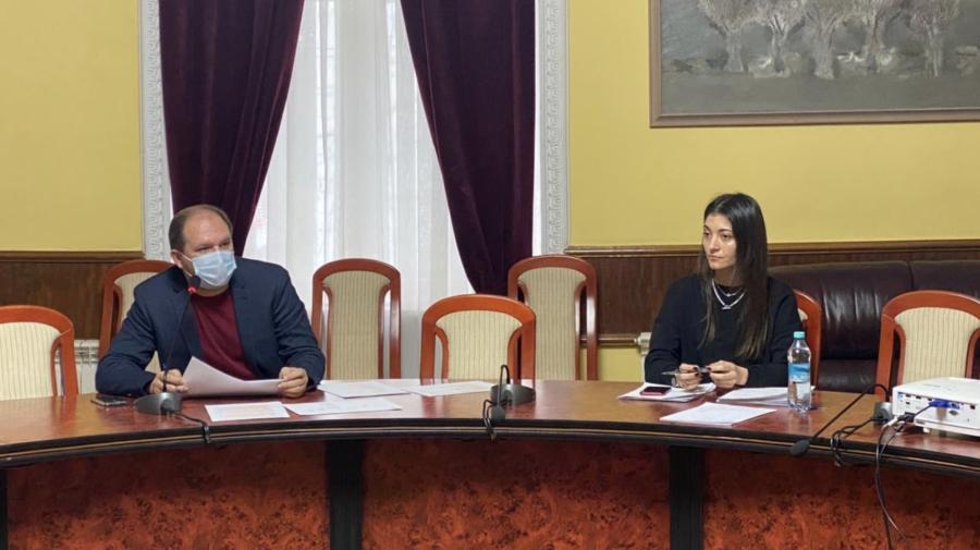Olga Ursu – funcționara care va asigura interimatul funcției de viceprimar al Capitalei