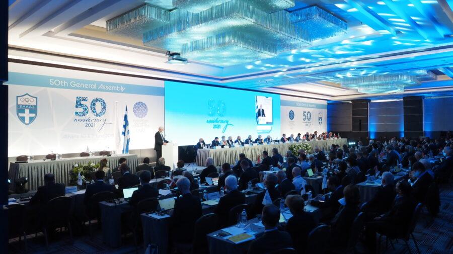 Un demnitar moldovean a ajuns în Executivul Asociației Comitetelor Olimpice Europene