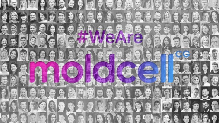 20+1 ani de activitate Moldcell în Republica Moldova