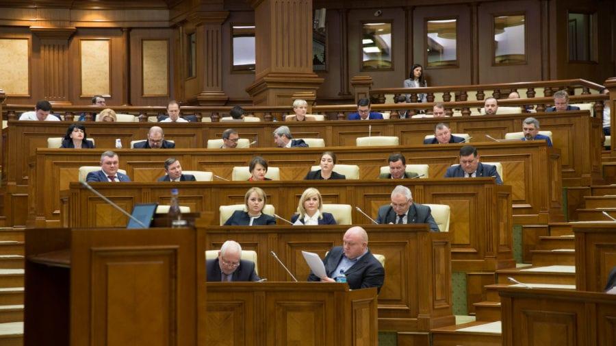 Socialiștii vor propune adoptarea unei declarații privind nerecunoașterea hotărârii CCM de dizolvare a Parlamentului