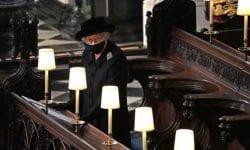 Reportaj FOTO: Regina și națiunea și-au luat rămas bun de la Prințul Philip