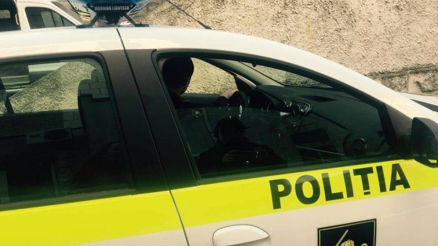 UPADATE: Șoferul din Bălți care a provocat un accident și a fugit, identificat de polițiști. Ce riscă acesta