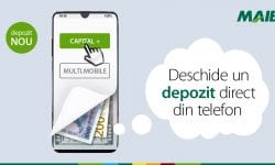 Nou în MAIBank: O gamă mai largă de depozite în lei sau valută străină