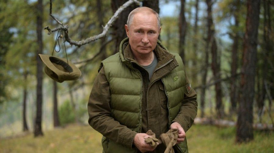 Opinie: Un nou Putin, unul mai verde?