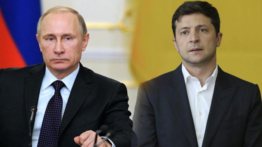 Zelenski îl invită pe Putin în Donbas: Vă propun o întâlnire, pentru a înțelege situația pe cât de exact posibil