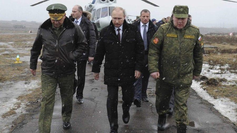 Ucraina amenințată deschis cu distrugerea: Dacă Rusia încalcă linia roşie, ea va trebui să sufere consecinţe