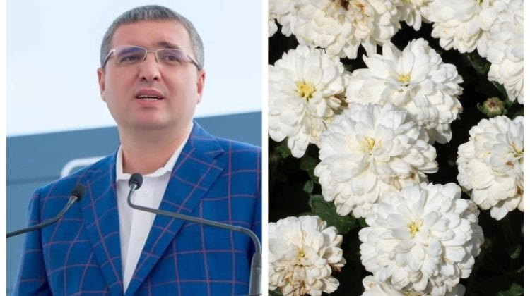 """""""Protestul Crizantemelor"""". Miting neobișnuit, anunțat de Usatîi mâine în fața Curții Constituționale"""