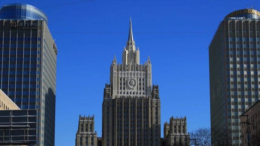 Protestul Rusiei continuă! Moscova se va despărți de alți șase diplomați