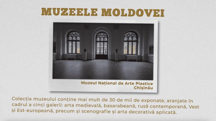 Muzeul Național de Arte Plastice, Chișinău