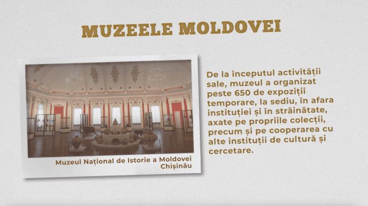 Muzeul Național de Istorie a Moldovei, Chișinău