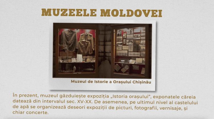Muzeul de Istorie a Orașului Chișinău