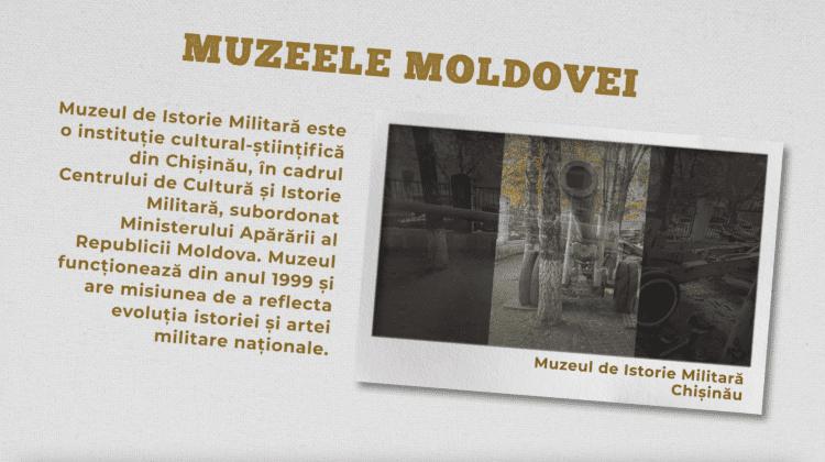 Muzeul de Istorie Militară, Chișinău