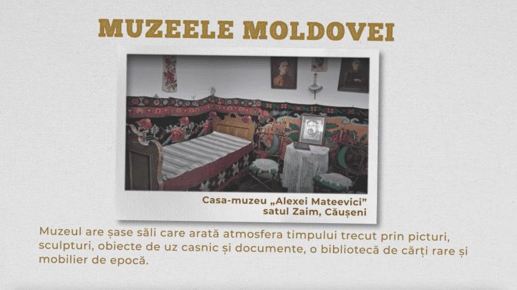 """Casa-muzeu """"Alexei Mateevici"""", satul Zaim, Căușeni"""