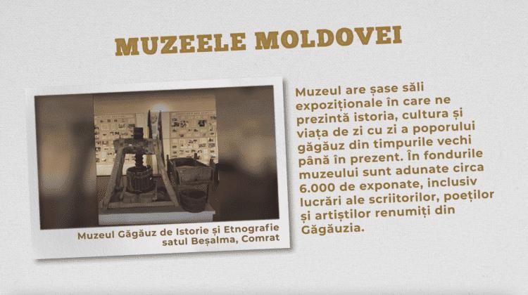 Muzeul Găgăuz de Istorie și Etnografie, satul Beșalma, Comrat