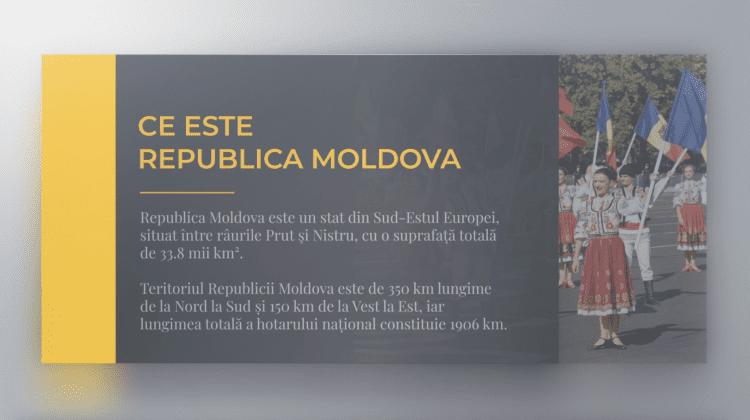 Ce este Republica Moldova