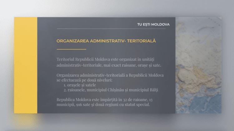 Organizarea administrativ-teritorială