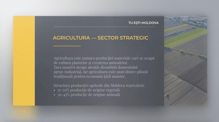 Agricultura Republicii Moldova