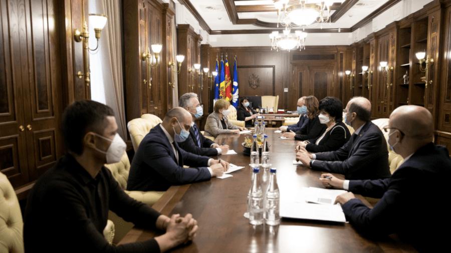 O nouă ședință operativă a Guvernului convocată de Greceanîi. Află ce au decis