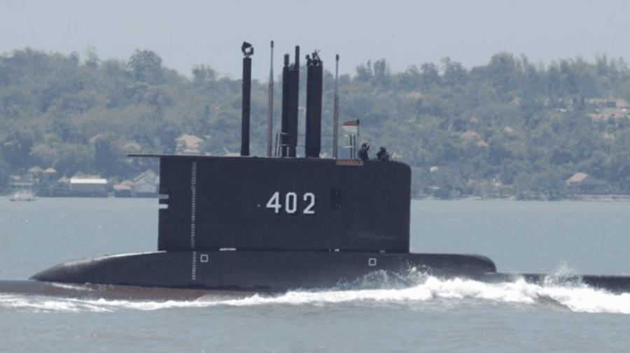 Resturi ale submarinului dispărut din Indonezia, găsite de echipele de căutare