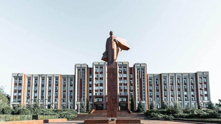 Regiunea transnistreană tot mai mult insistă pe recunoașterea internațională. Proiect nou