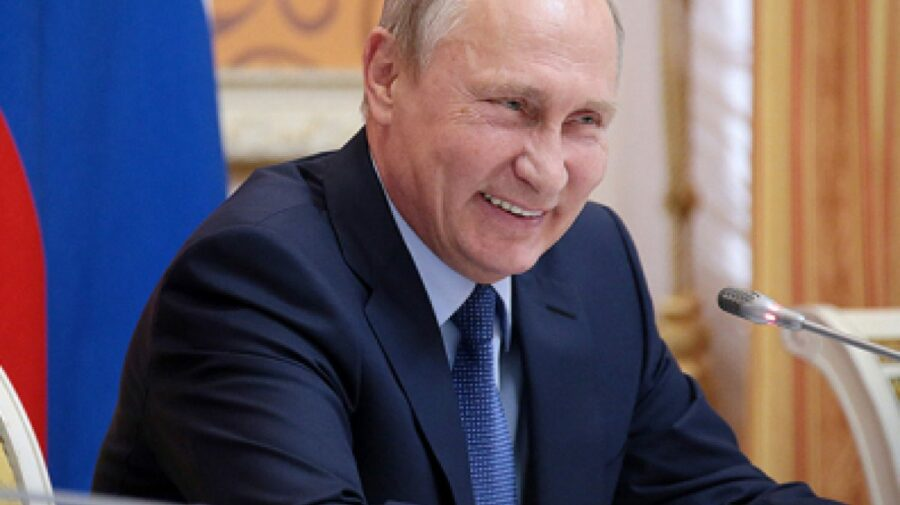 """VIDEO Sunteți un ucigaș? Putin a râs de două ori! """"Lesin a murit în SUA. Eu trebuie să vă întreb cum"""""""