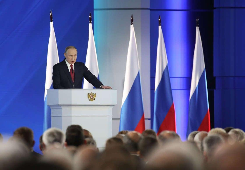 (VIDEO) Discursul anual al lui Putin: Dacă vor trece de linia roșie a Rusiei, vor regreta mai mult ca niciodată!