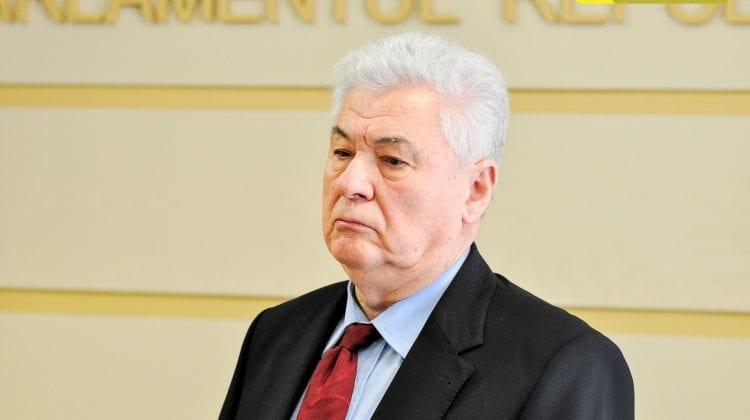 Reacția lui Voronin la invitația celui ce a trădat PCRM, iar acum invită partidele de stânga într-un bloc la anticipate