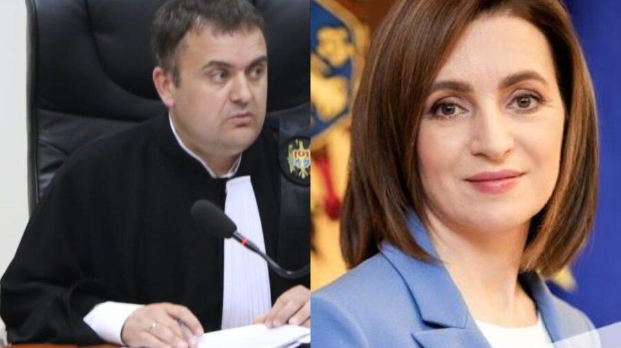 Vladislav Clima cere în instanță verificarea decretului Maiei Sandu privind demiterea sa