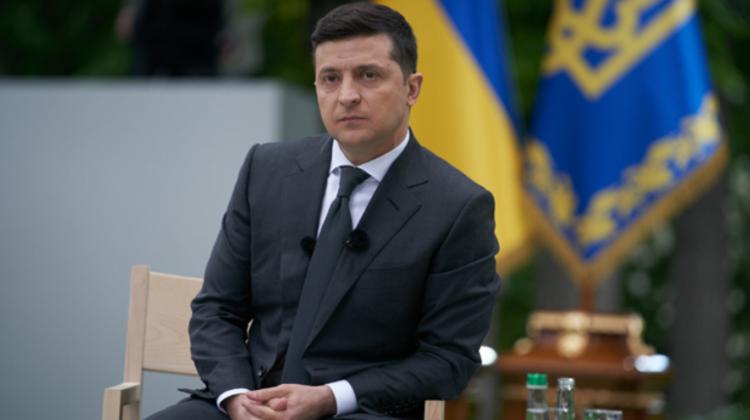 """Ori """"da"""", ori """"ba"""". Vladimir Zelenski vrea un răspuns concret de la Joe Biden în privința aderării Ucrainei la NATO"""