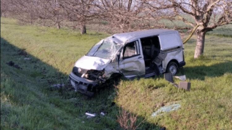 (FOTO) Accident grav în această dimineață în Găgăuzia. Victimele au ajuns la spital
