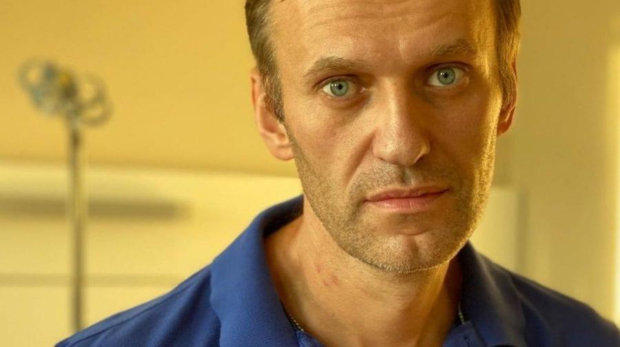 (FOTO) Prima apariție a lui Alexei Navalnîi după greva foamei